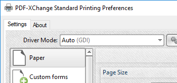 Tracker Software Products :: PDF-XChange Standard 2012 - Our best