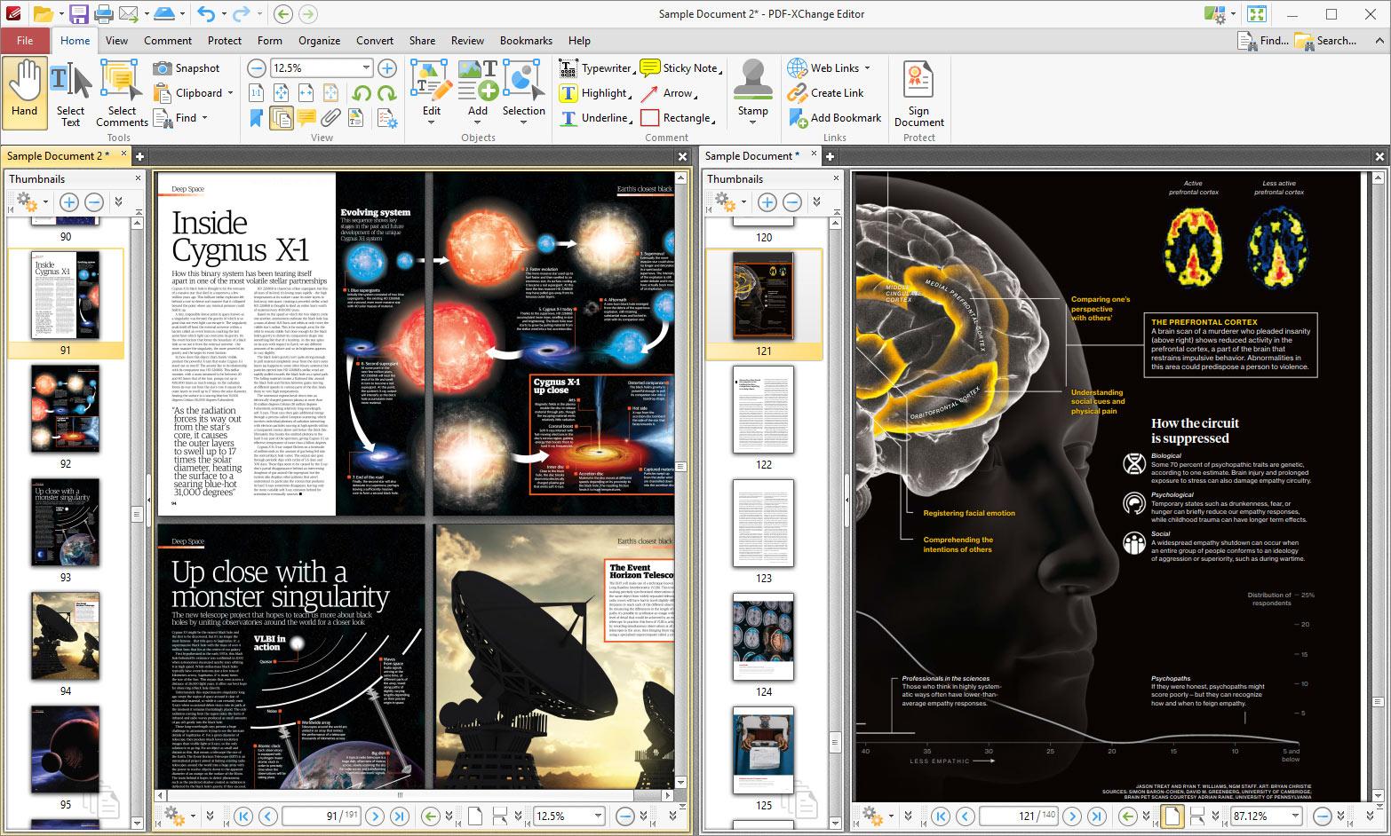 pdf xchange viewer filehippo